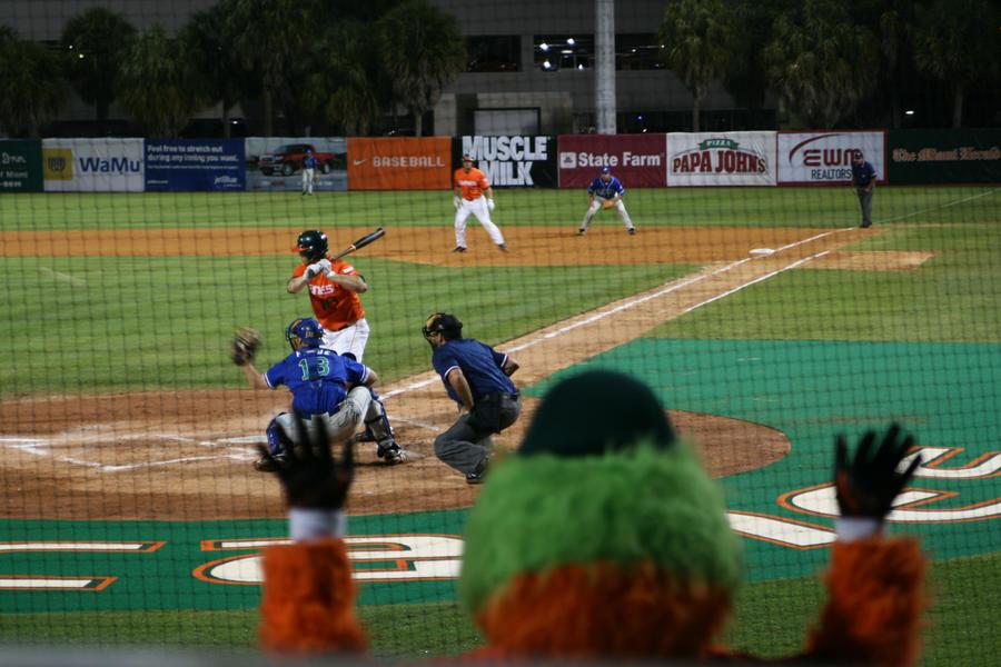 Go Canes Baseball by JayFoxki