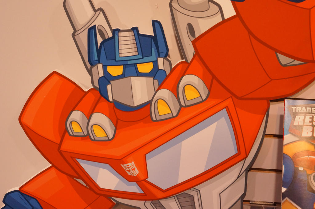 Transformers Rescue Bots By TyreeComix
