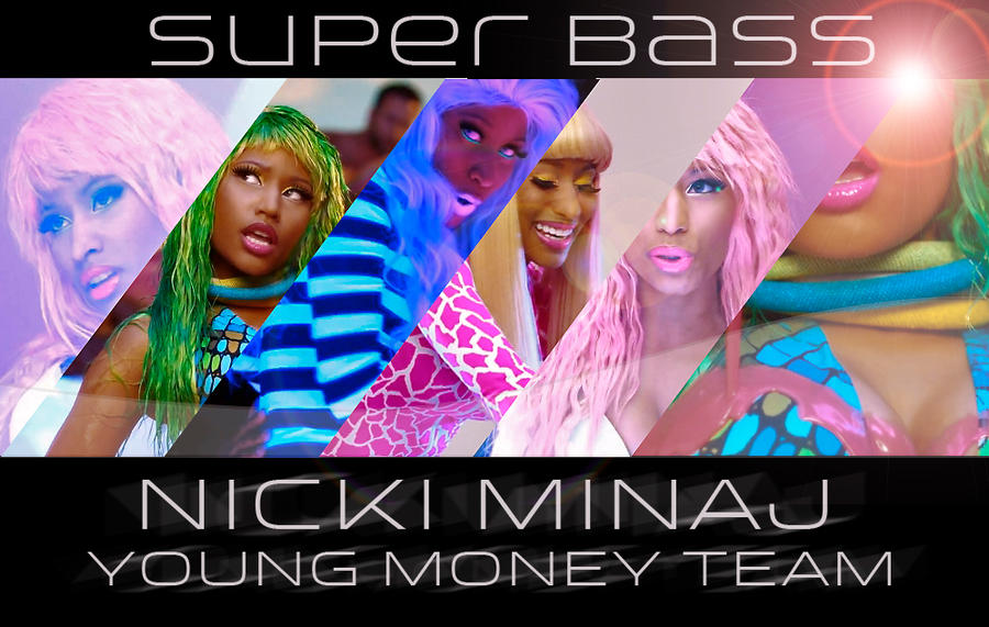 Super Bass- Nicki Minaj by sweetdisneystar