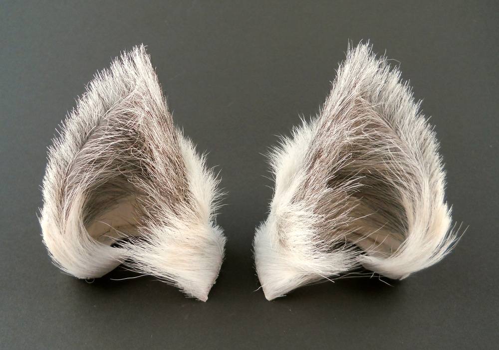 how to make furry cat ears and tail