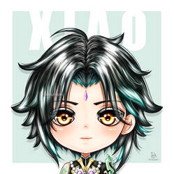 GENSHIN IMPACT : XIAO