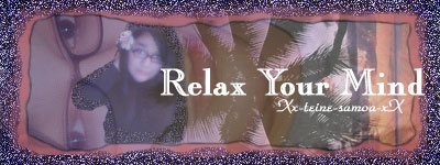 Relax Your Mind by Kanna21