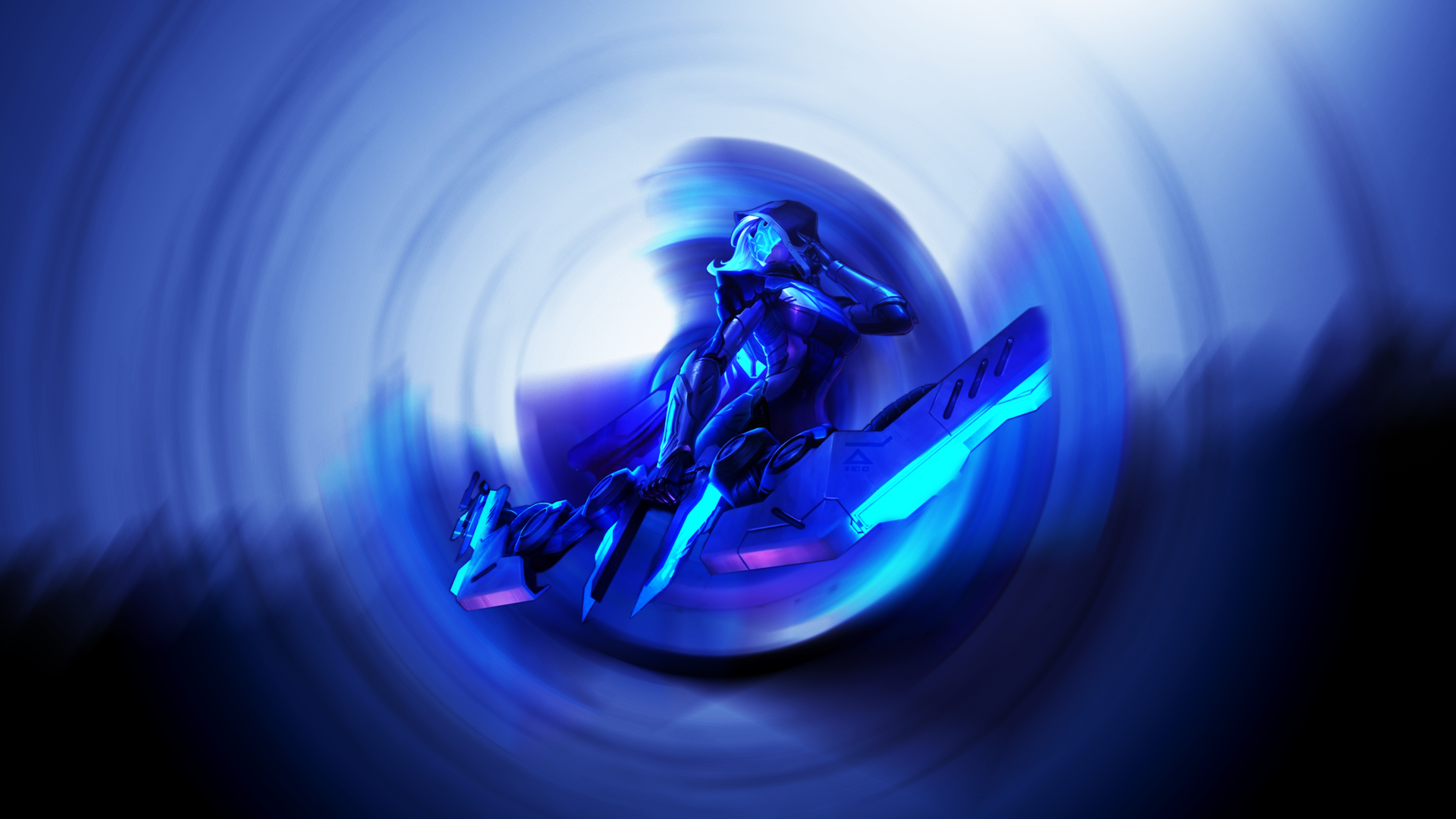 Project Ashe League Of Legends Wallpaper By Jornix On Deviantart