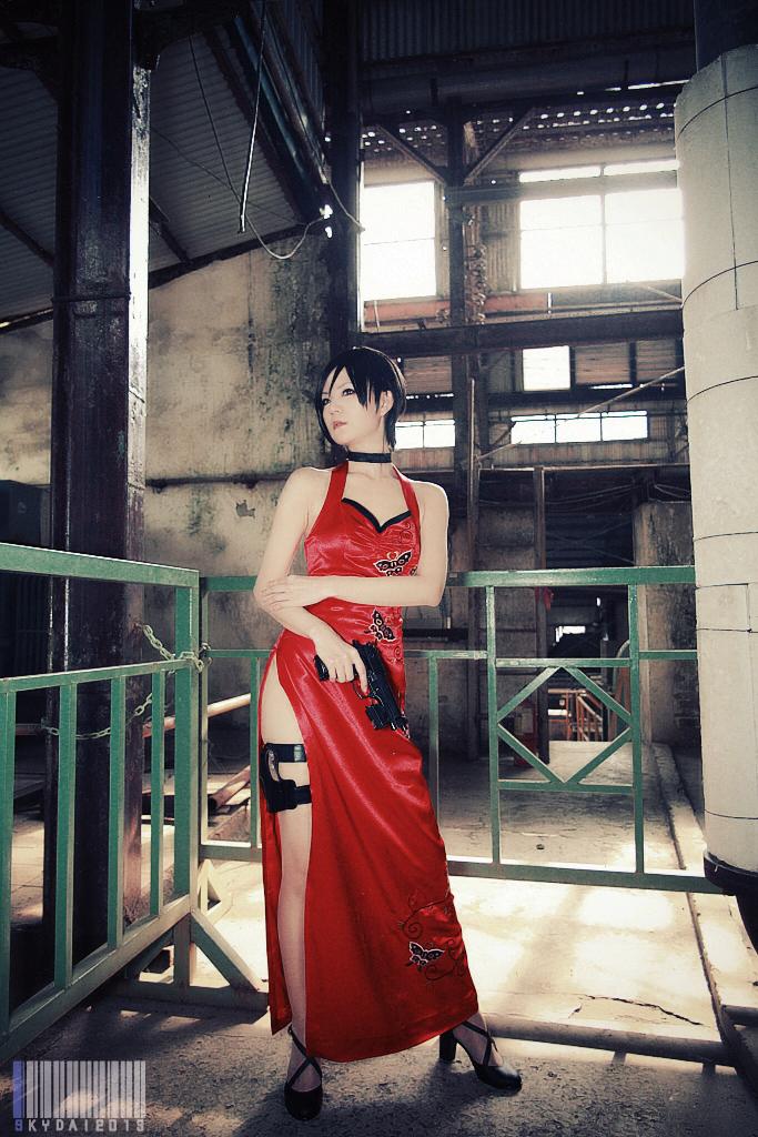 Ada Wong - Resident Evil 4 by UchihaSayaka
