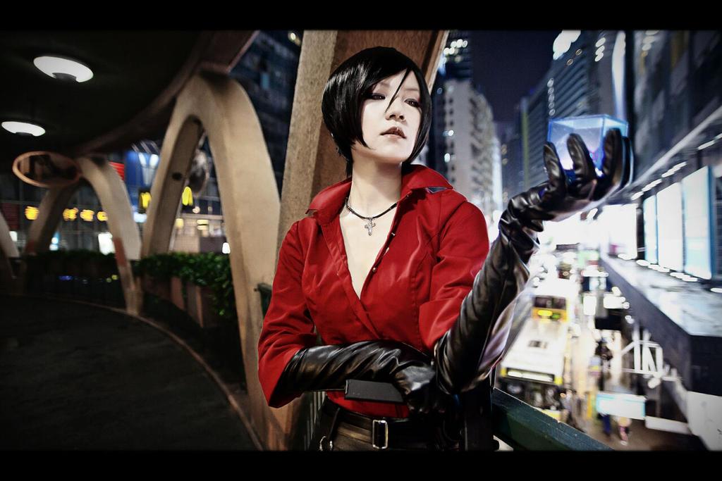 Urban Chaos - Resident Evil 6 by UchihaSayaka