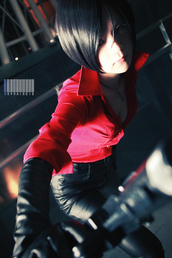 Ada Wong [Resident Evil 6] by AdaCroft on DeviantArt