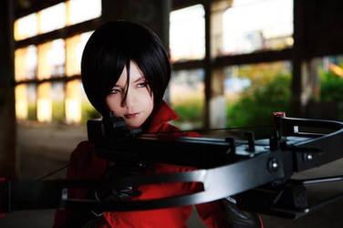 Ada Wong - Resident Evil 6 by UchihaSayaka