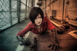 Dying - Resident Evil 6 by UchihaSayaka