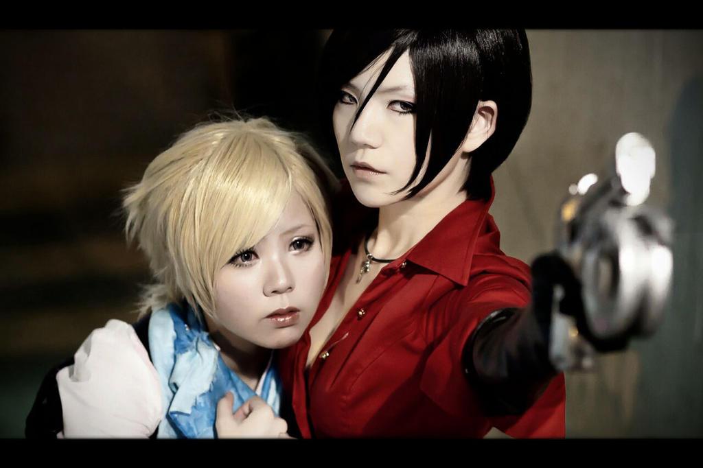 Rescue - Resident Evil 6 by UchihaSayaka