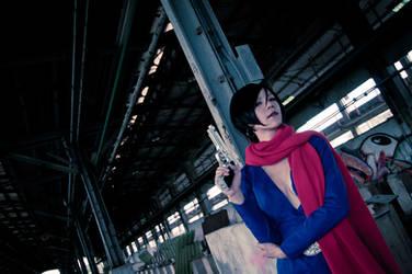 Carla Radames - Resident Evil 6