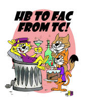 Happy Birthday FAC-AgentC by Granitoons