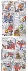 AC - Corporate Calamity - part 3 by Granitoons