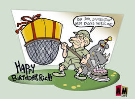 Have a Zoo-per Birthday! by Granitoons