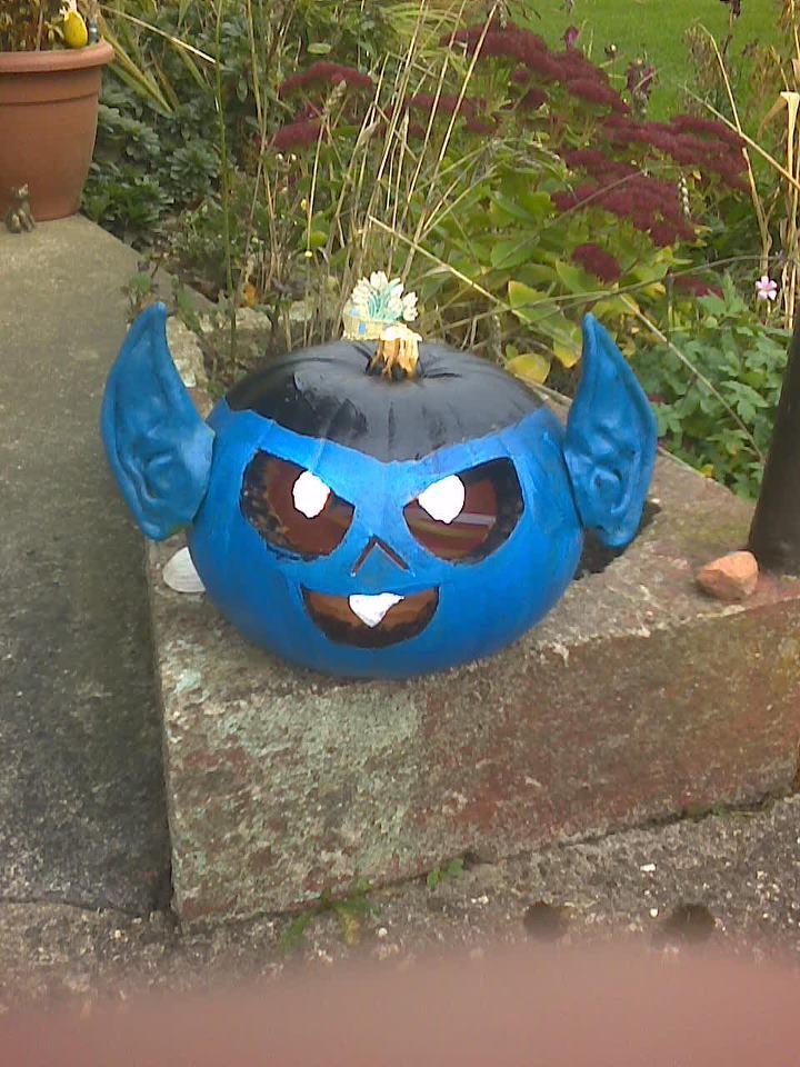 Seab' Pumpkin by Granitoons