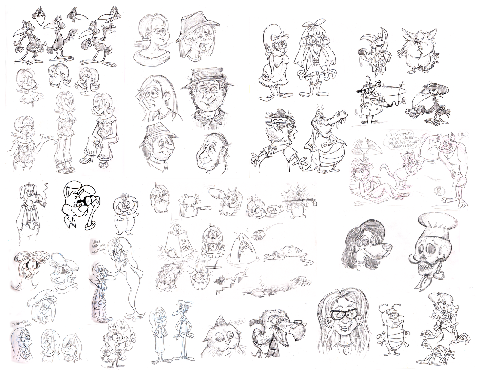June Bug Sketch Sketch Dump Mid June by