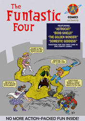 AH - The Funtastic Four by Granitoons