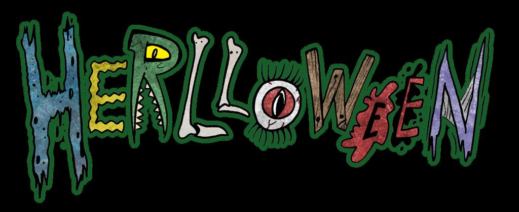 Herlloween Logo by Granitoons