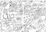 Creepbury Close map by Granitoons