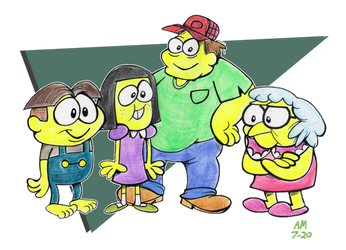 Commission: City Greens by Granitoons
