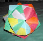 Modular origami by Innotech