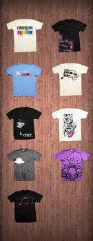 T Shirt Concepts by Dream-Factory
