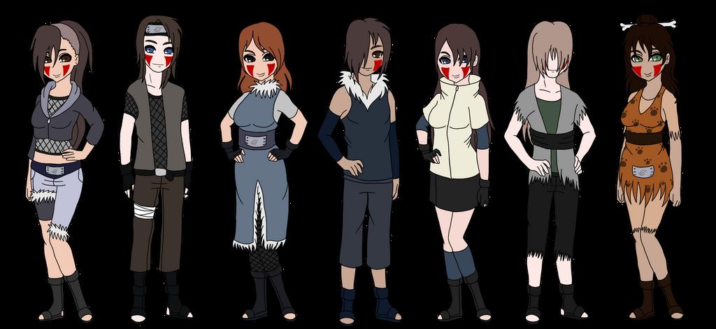 Naruto Inuzuka Clan