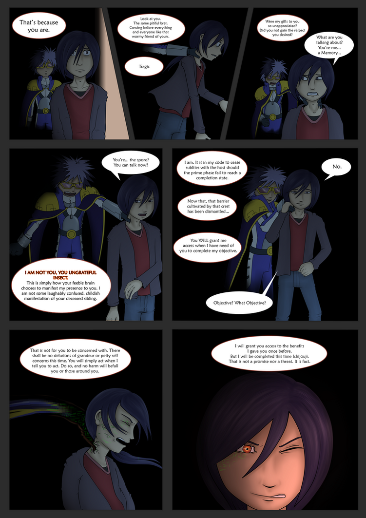 Overshadow - Page 23 by CharlotteTurner