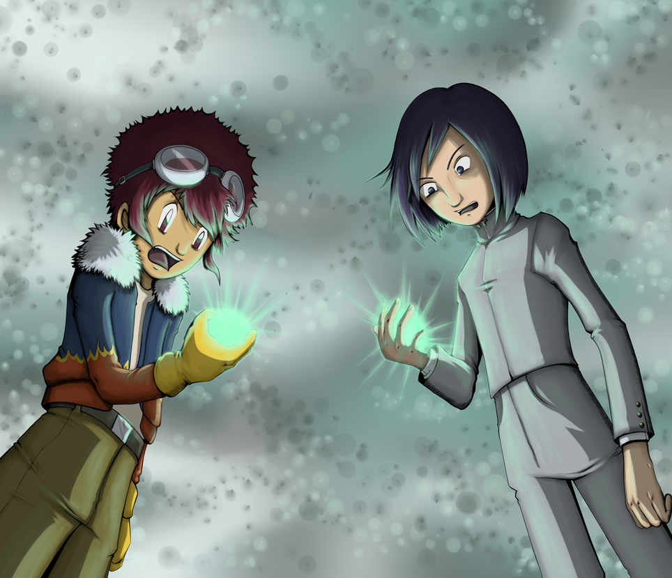 Digimon 02 Screenshot Redraw - 2 by CharlotteTurner