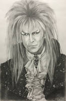 David Bowie by Zeecomics