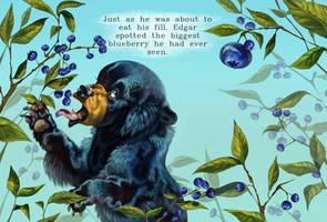 Mock Children's Book Illustration by Pixxus