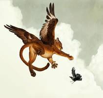 Puma Flight by Pixxus