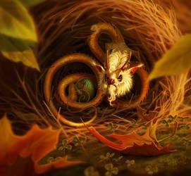 Nestkeeper by Pixxus