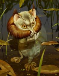 Eloise the Pond Goblin