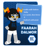 Faarah Troll Call (HS OC)