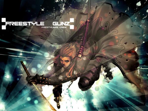 gunz online wallpaper. 10) Freestyle GunZ [Bueno] WEB:http://fgunz.net/ranking.php 9) DarkGunz