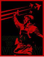 War Propaganda by JayBirdSlim