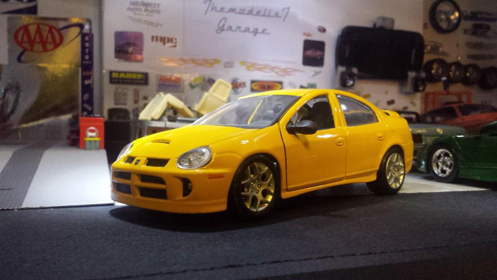 2003 Dodge Srt 4 By Themodelist On Deviantart