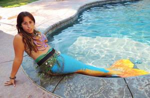 Mermaid Gaze by Ninjagimli