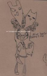 Hert blong 2 me by MeganeKaosu