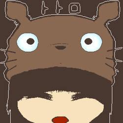 Totoro Eated Me by MeganeKaosu