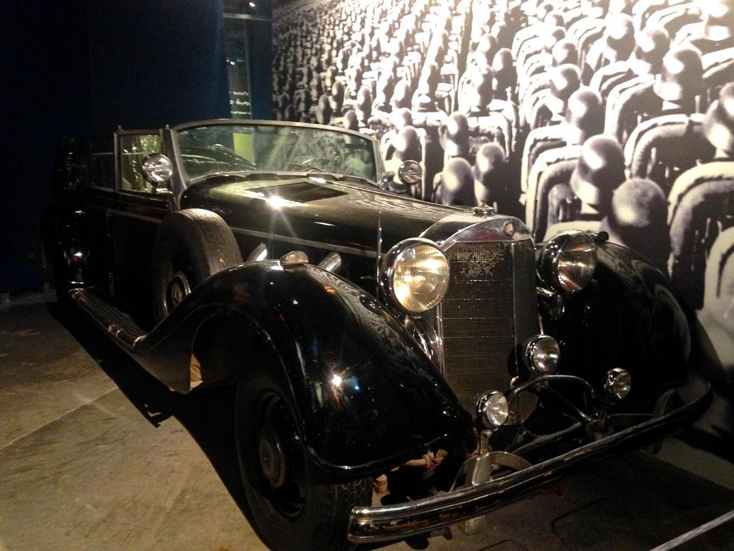 The Symbol Of Evil Adolf Hitlers Car By Krin Dharsii On Deviantart