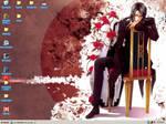 Hagi Desktop-Rose Garden