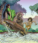 New Junglebook illustration