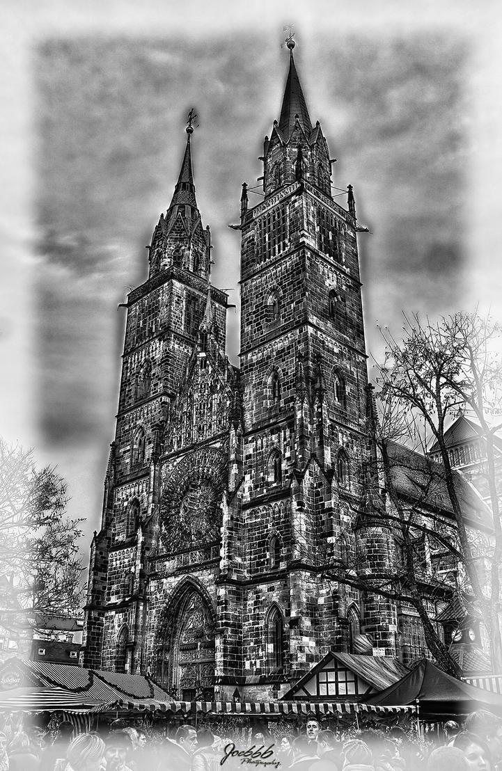 Saint Lorenz Church by deaconfrost78