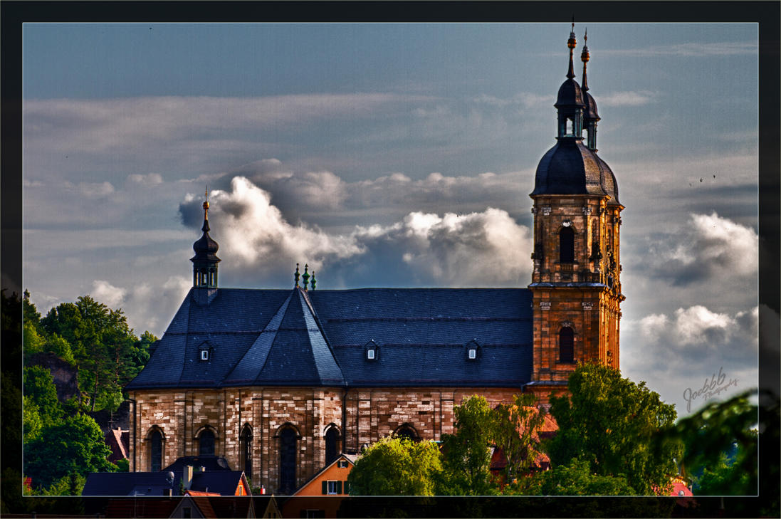 Church on the hill by deaconfrost78