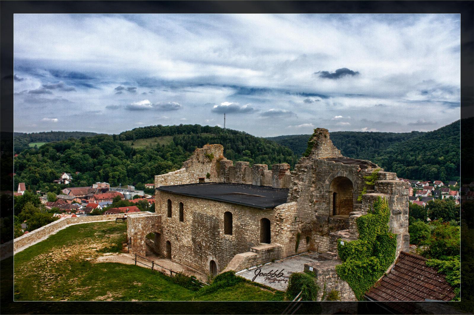 Castle Pappenheim by deaconfrost78
