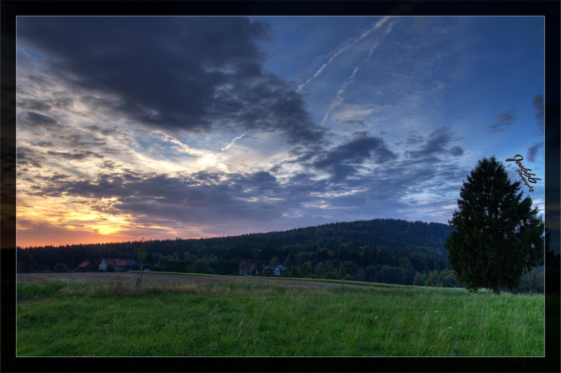 Sunset Nagel 02 by deaconfrost78