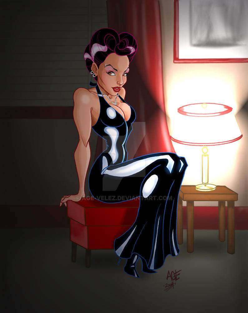Vintage Juliya by Age-Velez