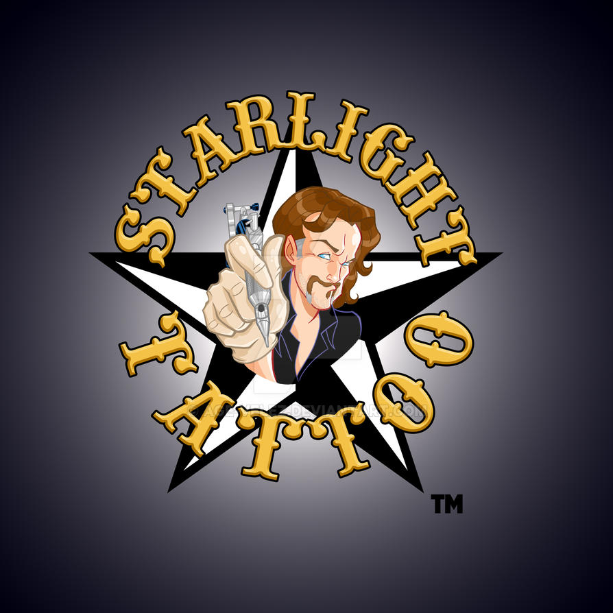 Mario Barth Starlight tattoo by Age-Velez