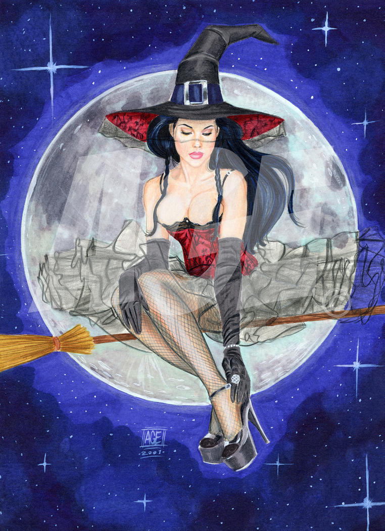 Ain't No Nicer Witch Then You by Age-Velez